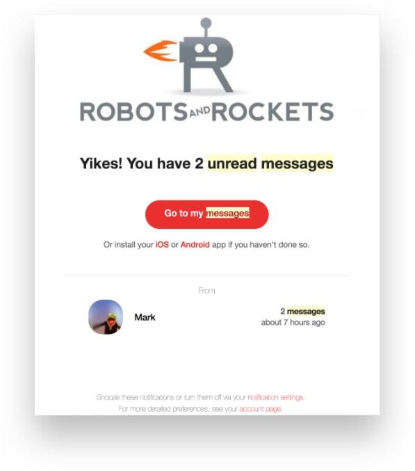 Modern Messaging